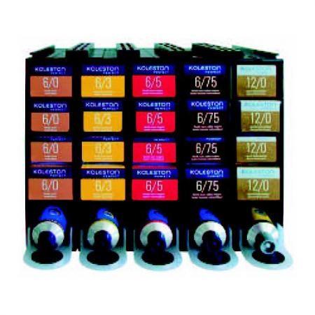 Wella Koleston Perfect Color Vorratssystem (leer)