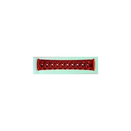 Efalock - Super-Flachlockwickler braun 11 mm lang 10 Stück