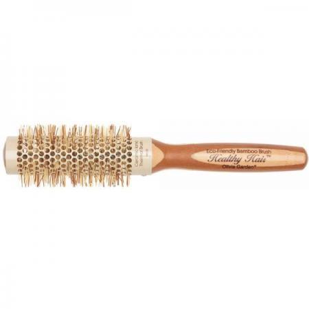 Olivia Garden Healthy Hair Bambus-Keramikbürste 33/50 mm
