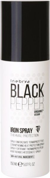 Black Pepper Iron Spray 150ml