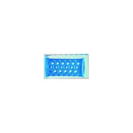 Efalock - Super-Flachlockwickler blau 20 mm kurz 10 Stück