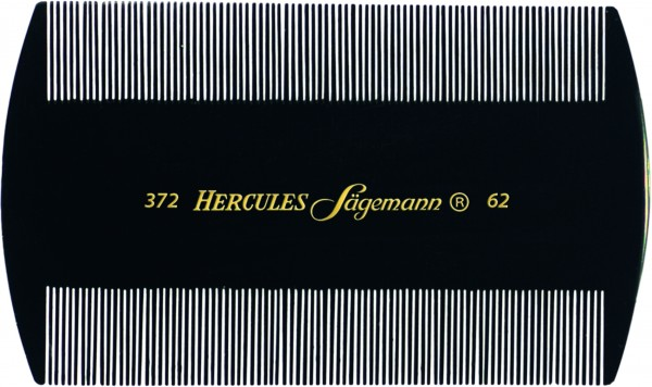 Hercules Sägemann Staubkamm 62/3.5