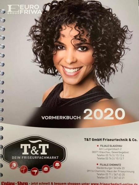 T&T Vormerkbuch 2020