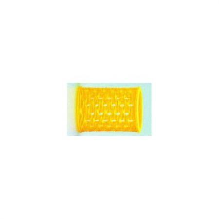 Efalock - Super-Flachlockwickler gelb 30 mm kurz 10 Stück