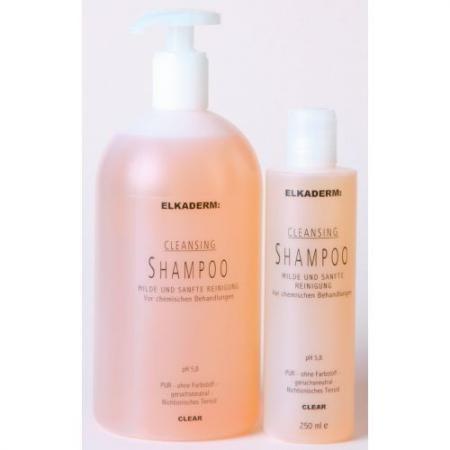 Elkaderm Cleansing Shampoo 1 Liter