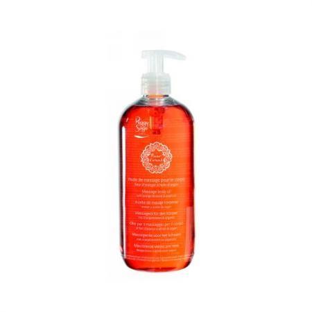 Peggy Sage - Massageöl mit Orangenblüten 500 ml