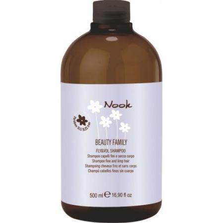 Nook Beauty Family Fly & Vol Shampoo 500 ml