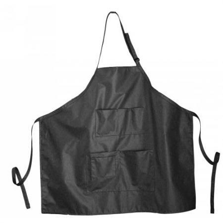 Trend-Design Protect X Färbeschürze schwarz