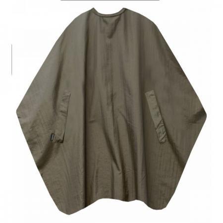 Trend-Design Haarschneideumhang Classic Glamour khaki