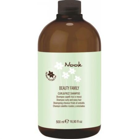 Nook Beauty Family Curl & Frizz Shampoo 500 ml
