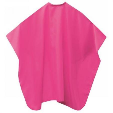 Trend-Design Haarschneideumhang Neon pink