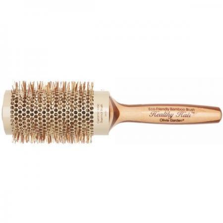 Olivia Garden Healthy Hair Bambus-Keramikbürste 53/70 mm