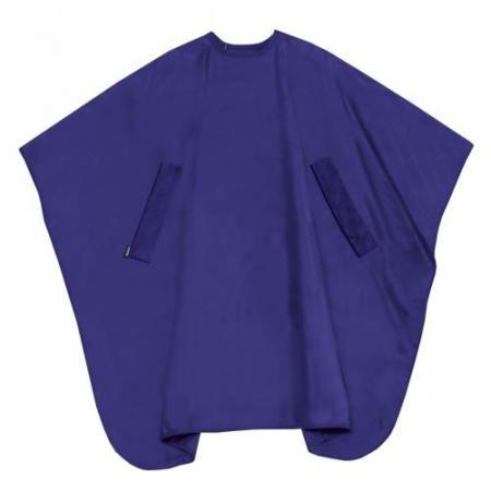 Trend-Design Färbeumhang Nano Compact Uni violett