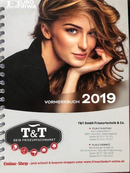 T&T Vormerkbuch 2019